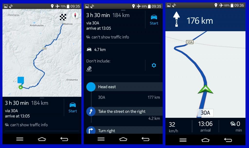 best offline navigation app for android here. Black Bedroom Furniture Sets. Home Design Ideas